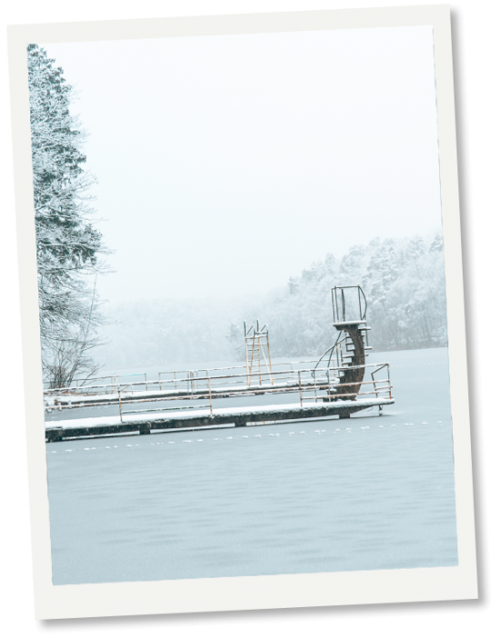 winter on the lake 01